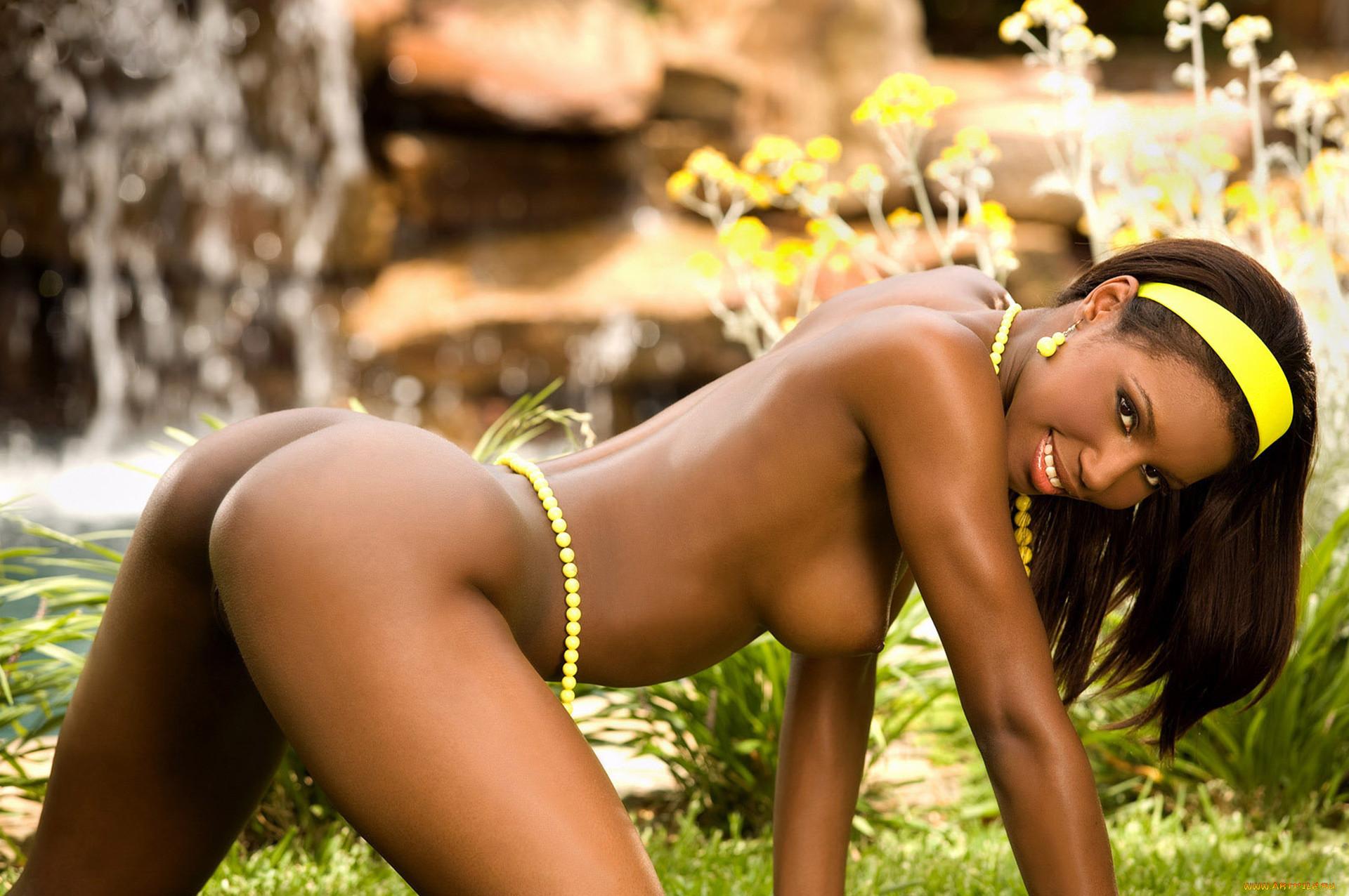 Эротика темнокожие девушки 24 фотография